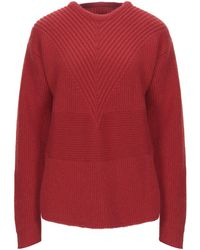 Rick Owens Pullover - Rouge