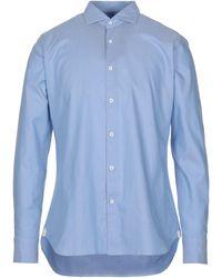 Tintoria Mattei 954 Shirt - Blue