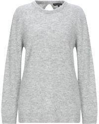 European Culture Sweater - Gray