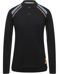 Bikkembergs Polo Shirt - Black