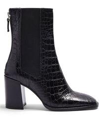 TOPSHOP Ankle Boots - Black