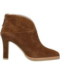 Lola Cruz Shoe Boots - Brown
