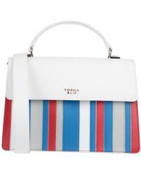 Tosca Blu Handbag - White