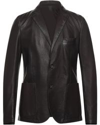 Tagliatore Suit Jacket - Brown