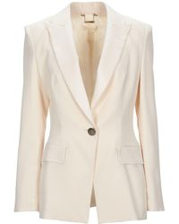 W Les Femmes By Babylon Suit Jacket - Natural