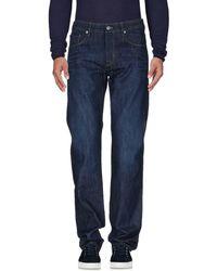 Pt05 Denim Trousers - Blue
