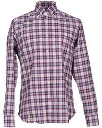 Carrel - Shirt - Lyst