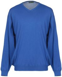 HARDY CROBB'S Sweater - Blue