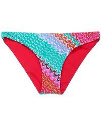 Heidi Klum Bikini Bottom - Red