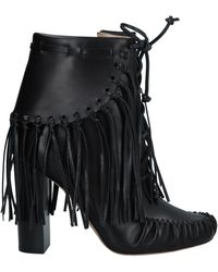 Elie Saab - Ankle Boots - Lyst