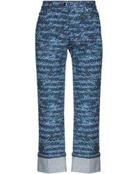 Michael Kors Denim Trousers - Blue
