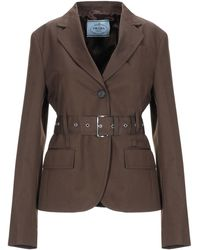 Prada - Suit Jacket - Lyst