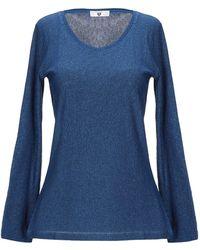 TWINSET UNDERWEAR Undershirt - Blue