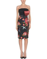 Leitmotiv - Knee Length Skirt - Lyst