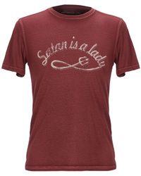 John Varvatos T-shirt - Red