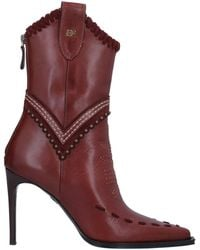 DSquared² Ankle Boots - Brown