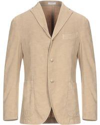 Boglioli Suit Jacket - Natural