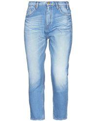 Jil Sander Denim Pants - Blue