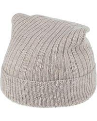 SPADALONGA Hat - Natural