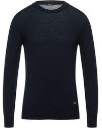 Officina 36 Pullover - Azul