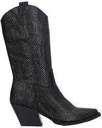 Divine Follie Ankle Boots - Black