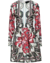 John Richmond Short Dress - White