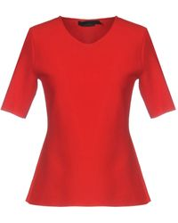 Alexander Wang Pullover - Rosso