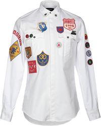 DSquared² Camicia - Bianco