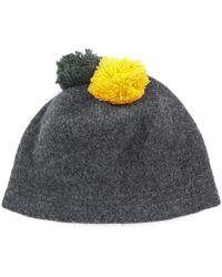 Helene Berman Hat - Gray