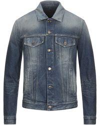 Alanui Denim Outerwear - Blue