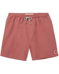 Mollusk Beach Shorts And Trousers - Pink