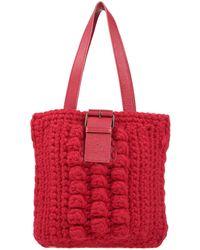 P.A.R.O.S.H. Shoulder Bag - Red