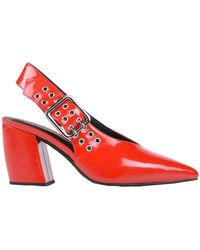 Jeffrey Campbell Court - Red