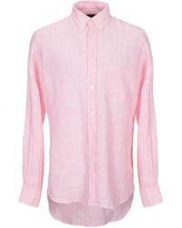 Zanetti 1965 Shirt - Pink