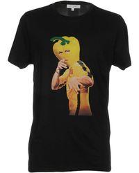 Les Benjamins T-shirt - Noir