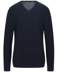 FALKE Pullover - Blu