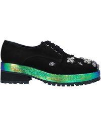 Markus Lupfer Chaussures à lacets - Noir