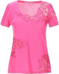 Ermanno Scervino T-shirt - Pink