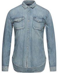 John Varvatos Denim Shirt - Blue