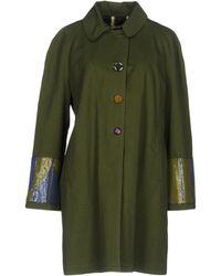 Maliparmi - Overcoat - Lyst