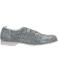 Ink Lace-up Shoes - Black