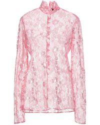 CALVIN KLEIN 205W39NYC Bluse - Pink