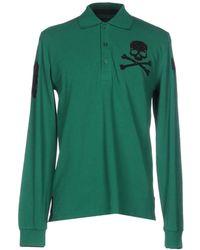 Philipp Plein Polo Shirt - Green