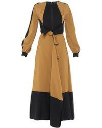 Proenza Schouler Vestido largo - Multicolor