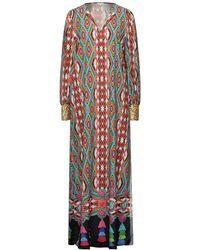 Manoush Vestido largo - Naranja