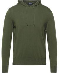 Drumohr Pullover - Vert