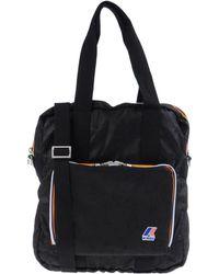 K-Way Handbags - Black