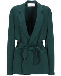 Mauro Grifoni Suit Jacket - Green