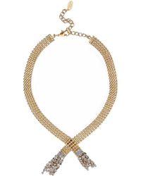 Elizabeth Cole - Necklace - Lyst