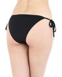 Underprotection Bikini Bottom - Black